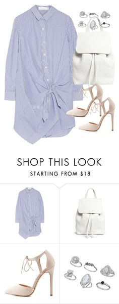 """""""Untitled #4292"""" by maddie1128 ❤ liked on Polyvore featuring Thakoon Addition, Mansur Gavriel, Charlotte Russe and Miss Selfridge"""