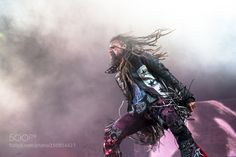 Rob Zombie at Amnesia Rockfest by andrejiphotography