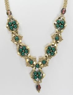 Deb Roberti's Craving Crystal Necklace