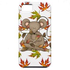 Fall Mouse iPhone case mate vibe 4 iPhone 5 Cover