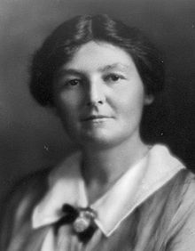Margaret Grace Bondfield (17 March 1873 – 16 June 1953)[1] was an English Labour politician and feminist, the first woman Cabinet minister in the United Kingdom and one of the first three female Labour MPs.