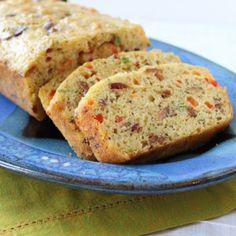 Bacon & Cheese Breakfast Bread Recipe « Go Bold with Butter