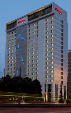 Hampton by Hilton Warsaw City Centre in Warsaw, Poland