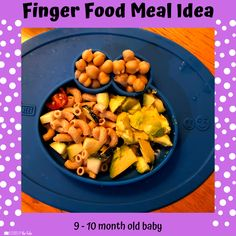 Babies Eating at 10 Months - Lessons By The Lake 10 Months Baby Food, 10 Month Old Baby Food, Baby Meal Plan, Baby Finger Foods, Baby Foods, Whole Wheat Waffles, Baby Eating, Baked Fish, Roasted Carrots