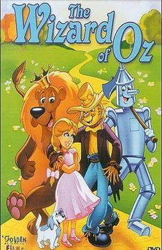 Wizard of Oz Cartoons