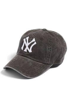 American Needle New Raglan New York Yankees Baseball Cap  49d5d099ea48