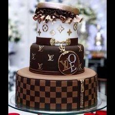 Louis Vuitton Handbags - Louis Vuitton Lover Here's   cake for you 