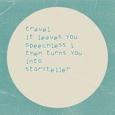 Travel, holiday, quotes