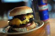 Padres burger - Marfa, Texas