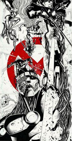Destroy all Mutants by Jimbo Salgado