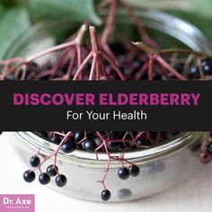 Elderberry - Dr. Axe...