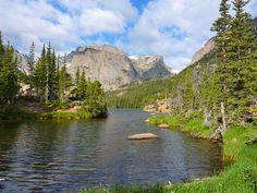 The Loche- Rocky Mountain National Park Colorado