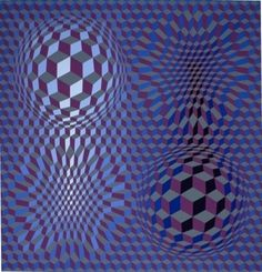 Vasarely, Metagalaxie