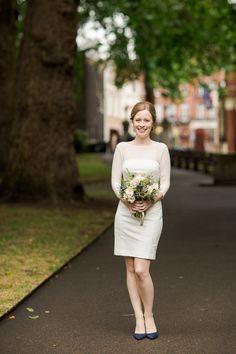 Reiss for an Intimate City Wedding | Love My Dress® UK Wedding Blog