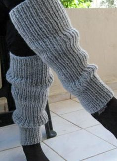Womens  Leg Warmers  Womens Knit   Leg Warmer Legwarmer  by zyzon