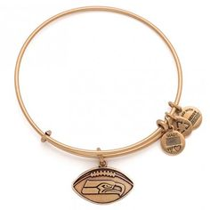 Silver ALEX AND ANI is an official licensee of the NFL. ALEX AND ANI, LLC offers eco-friendly, positive energy products that adorn the body, enlighten the mind and empower the spirit, designed by Carolyn Rafaelian and made in America.