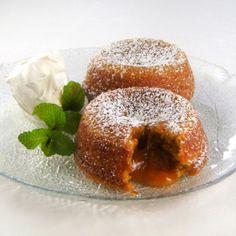 Butterscotch Molten Lava Cake