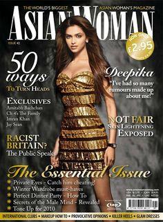 Issue - Deepika Padukone