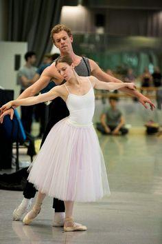 Lana Jones y Adam Bull, 'Ballet Giselle', The Australian Ballet