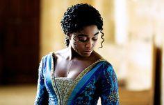 silvertons:Lashana Lynch as Rosaline Capulet in Still Star-Crossed. Premieres May 29, 2017 on ABC.