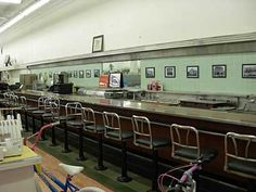 The Woolworth Lunch Counter - there used to be one in chillicothe. Best grilled cheese ever! My Childhood Memories, Great Memories, Soda Fountain, I Remember When, My Past, Thats The Way, My Memory, The Good Old Days, Cool Stuff