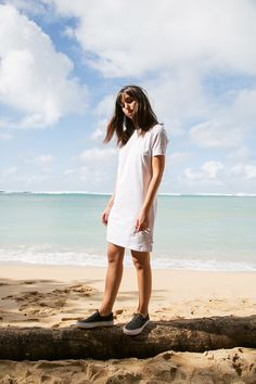 Vans Girls — A fresh take: the Funnier Dress. Dresses With Vans, Dress Outfits, Fashion Outfits, Vans Girls, Girl Blog, Lei, Vans Shoes, What I Wore, Clothing Ideas