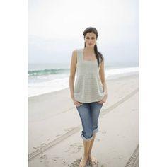 Sea Breeze Top (Crochet) - Lion Brand Yarn