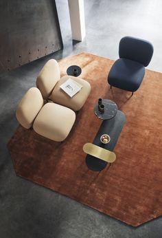 Marvelous Modular Sofa by Nendo and Nichetto – Fubiz Media