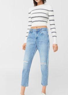 Jack boyfriend jeans -  Women | MANGO USA