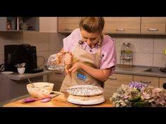 Tort bezowy z masłem orzechowym i gruszkami - Słodka Kuchnia Pszczółek - YouTube Youtube, Breakfast, Morning Coffee, Youtubers, Youtube Movies