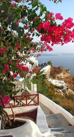Santorini Island ~ Greece