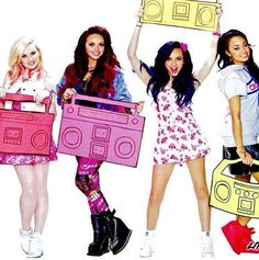 Little Mix is just asdfghjkl :)
