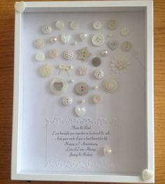 Wedding Anniversary Personalised 45th Sapphire