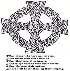 Celtic Prayer Mouse Pad   Brand Me Geek