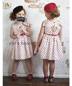 cc10ef2b023d9 1 pieces retail fashion new cotton kids girl lovely princess summer dresses  with belt Abbigliamento Ragazza