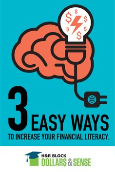 Whether it's reading the financial section of the paper or talking to your banker regularly, here are 3 easy ways to increase your personal finance knowledge.