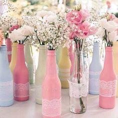 Vasos garrafa