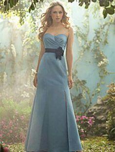 Disney bridesmaid dress