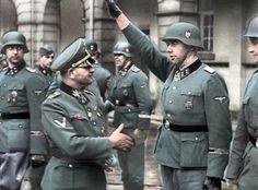 Waffen-ϟϟ: Sepp Dietrich.