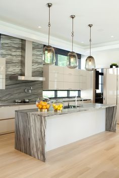 Contemporary Tenafly kitchen by Jessica Gersten Interiors | Photography by Lucia Engstrom & Tim Williams
