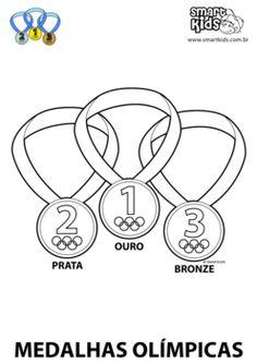 Medalhas Olímpicas                                                                                                                                                     Mais