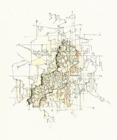 Scrapes 03 by G. Eddie Guidry, via Behance