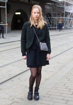 Rosa - Hel Looks - Street Style from Helsinki