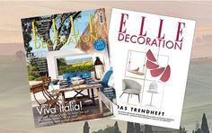 Bethge publication | Elle Decoration. July/August 2015.