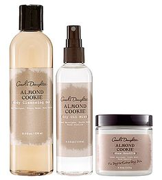 Carol's Daughter Almond Cookie Body Care Collection