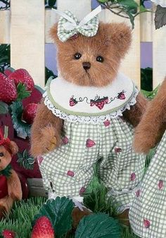 Image detail for -Bearington Collection Teddy Bears Trunk Collection