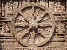 Konark Sun Temple, Bhubaneswar, India