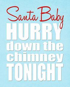 Cute Christmas Printable