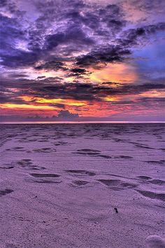 'Desert Served by Nature' - photo by Jeremy Guan, via Flickr