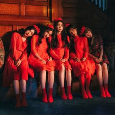 """#RedVelvet 'Peek-A-Boo' Teaser  --- Red Velvet The 2nd Full Length Album """"Perfect…"""""""